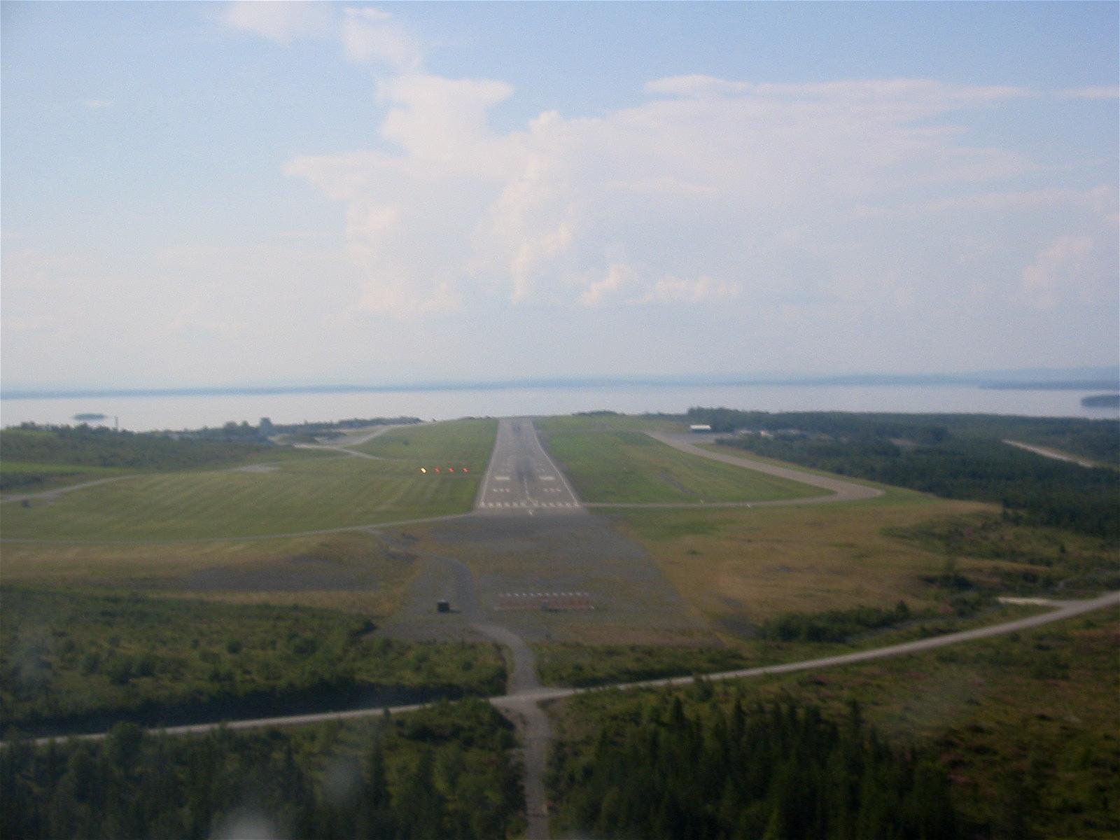 SUNDSVALL HARNOSAND AIRPORT